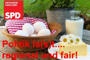 Politik is(s)t regional und fair